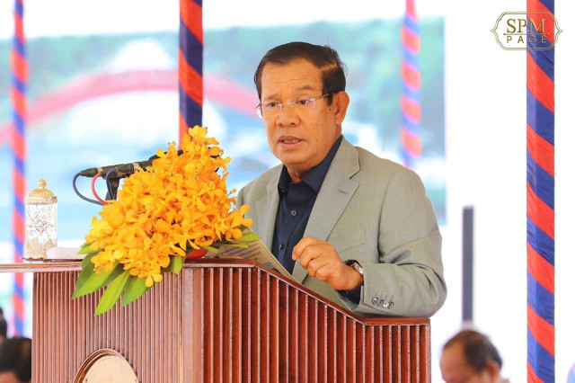 PM Hun Sen Issues Warning Against Further Protests