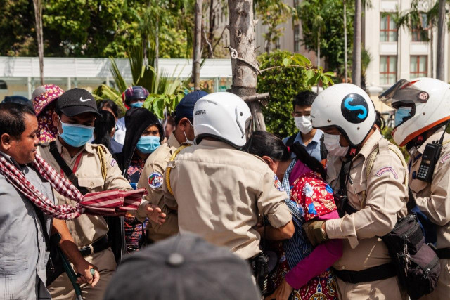 Civil Society Calls for End to Intimidation of Journalists in Cambodia