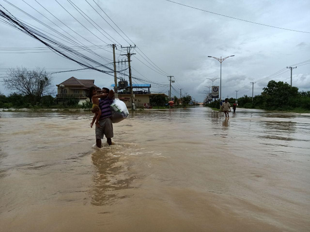 European Union Provides $470,000 to Address Flooding in Cambodia