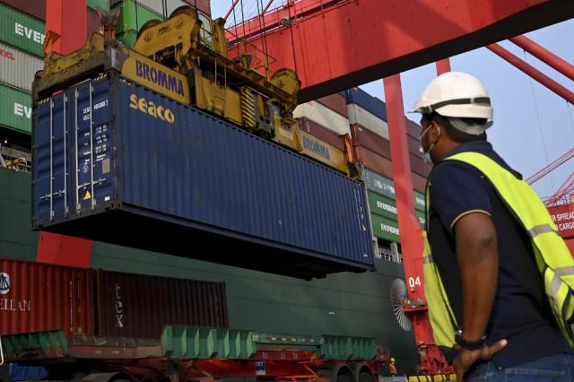 Sri Lanka returns illegal waste to Britain after court order