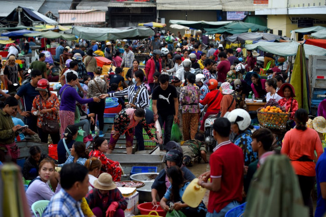 A Cambodian Woman Tests Positive for COVID-19 on the 13th Day of Her Quarantine