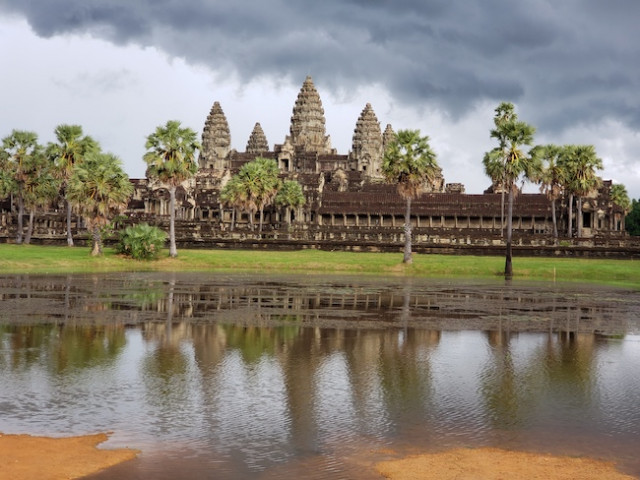 Ticket Sales for Angkor Park Plunge by 78 Percent this Year