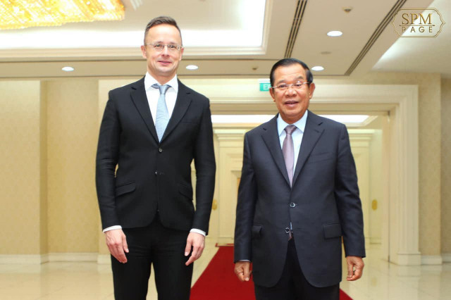 Hungarian Foreign Minister Tests Positive for COVID-19 after Cambodia Visit