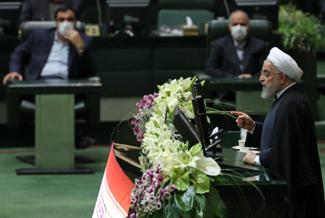 Iran urges next US administration to 'learn' from sanctions