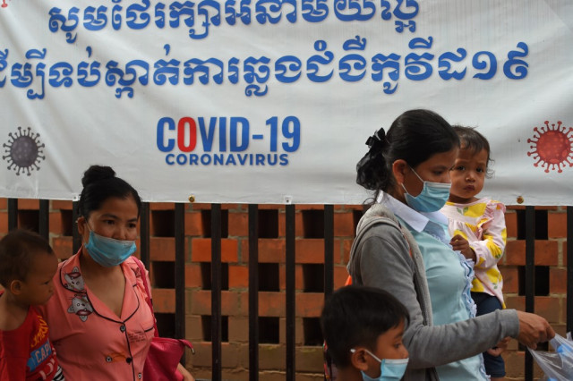 One Cambodian Tests Positive for COVID-19 following the Visit of a Hungarian Official