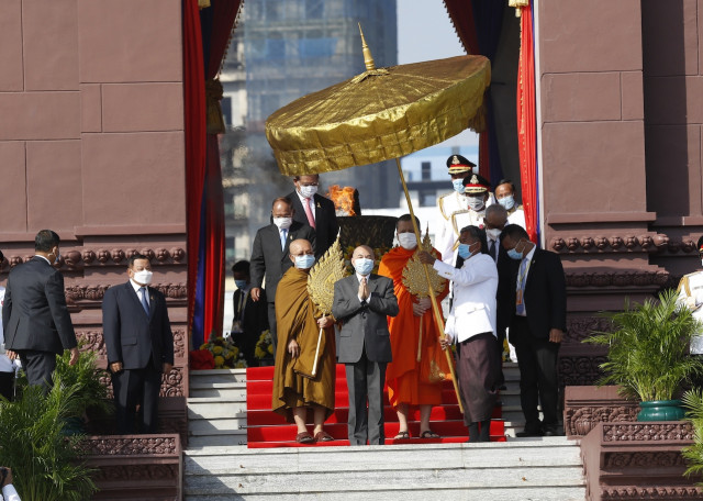 Cambodia Celebrates 67th Independence Day as COVID-19 Restrictions are Reapplied