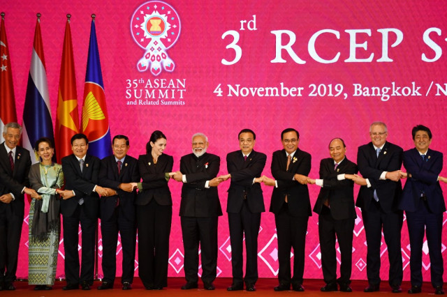 What is the RCEP trade deal?