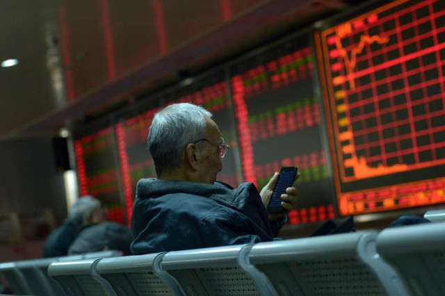 Vaccine hopes help push Asian equities higher