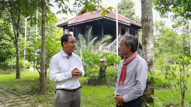 Why Traditional Khmer Houses Matter in Angkor Park