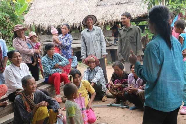 NGOs Call on Multinationals to Help Cambodians Whose Land Was Seized by a Thai Firm