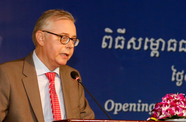 Cambodia and Sweden Say the Swedish Embassy Will Not Close Due to a Diplomatic Breach