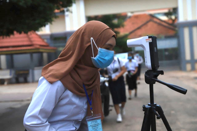 Grade 9 Exams Go Ahead Despite Spike in Locally Transmitted COVID-19 Cases