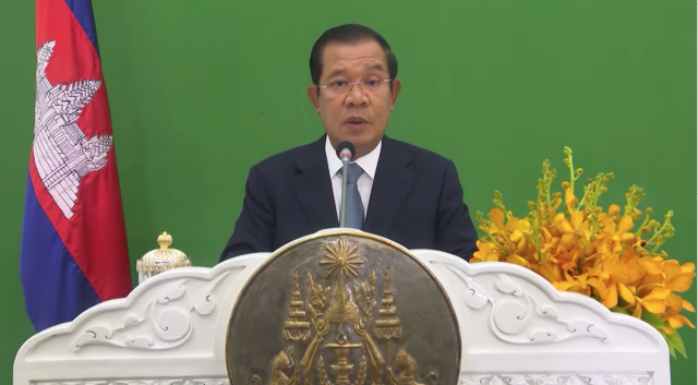 Hun Sen Calls on World Leaders not to Politicize the Pandemic