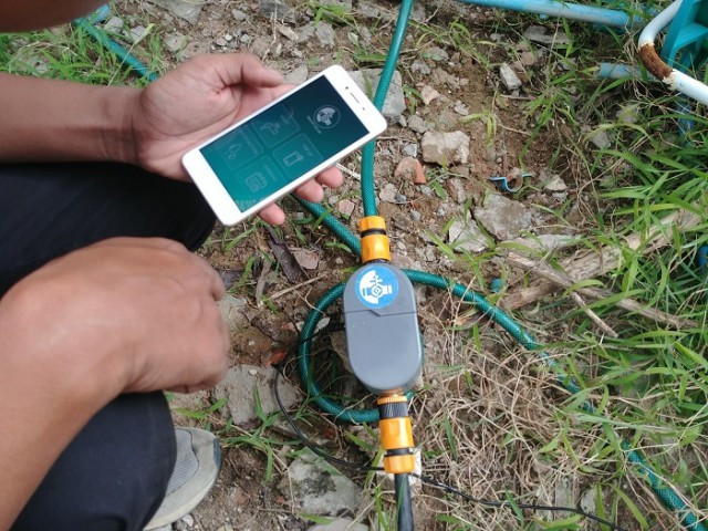 Cambodian App Targets Farmers to Help Reduce Water Consumption