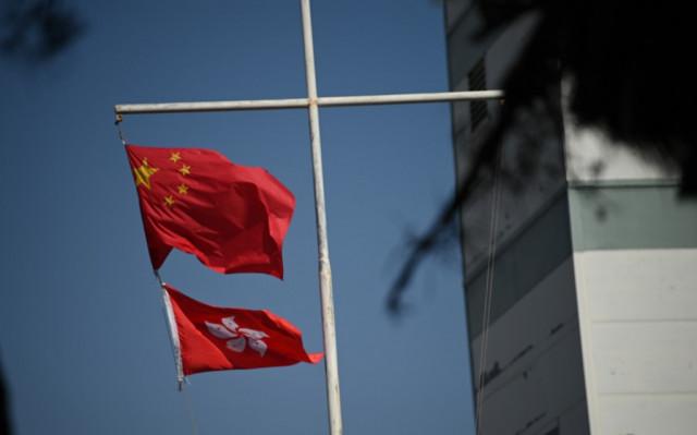 China sanctions US officials over Hong Kong moves