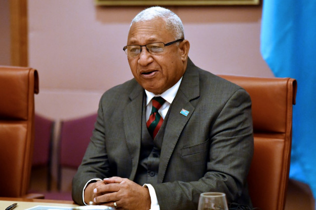 Pacific nations urge world to 'get serious' on climate change