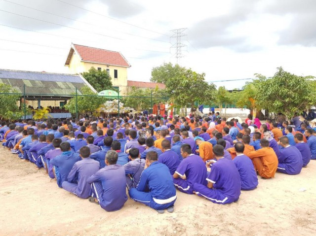 Government Urged to Address Health of Prisoners during the Pandemic