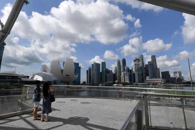 Singapore to allow business travel arrivals from all countries