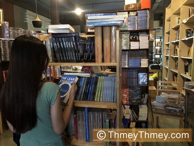 More Cambodians Developing Reading Habit during Pandemic