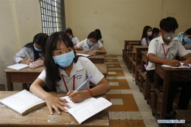 Cambodia's Human Development Index Slightly Increases