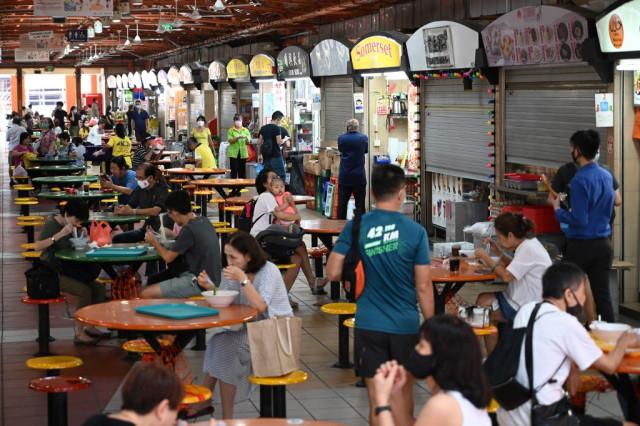 Singapore 'hawker' culture gains UN recognition