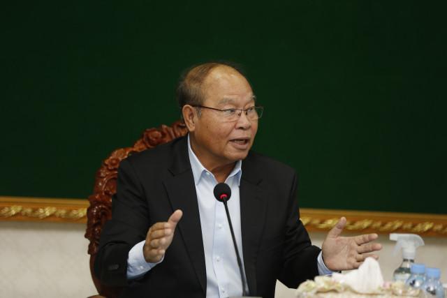 Cambodia Orders the Western Border Tightened to Curb COVID-19 Spread