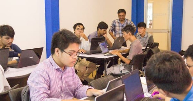 STEP IT Academy Cambodia: IT is a Key for Future