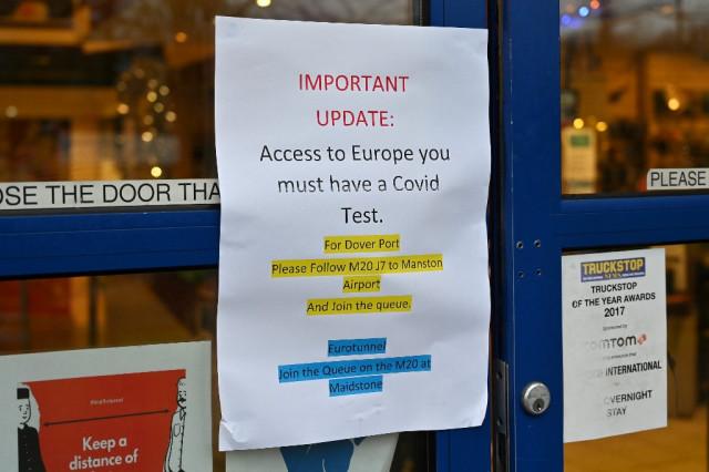 EU starts to ease bans over UK virus strain; WHO to meet
