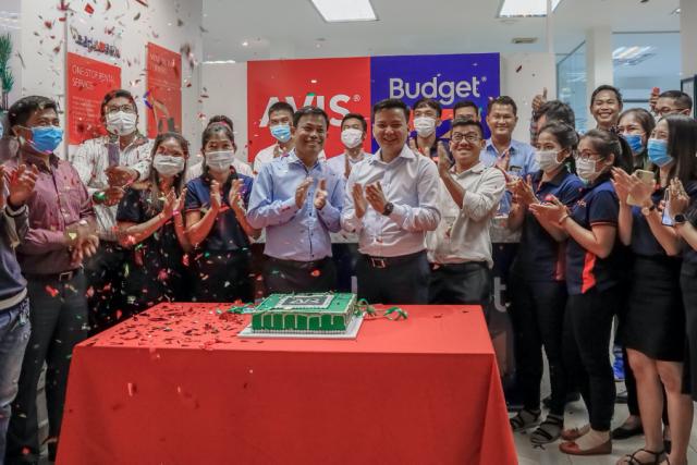 A.V.R Car Rental Marks 10th Year in Cambodia