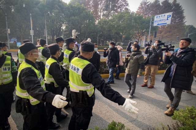 Chinese citizen journalist faces trial for Wuhan virus reporting