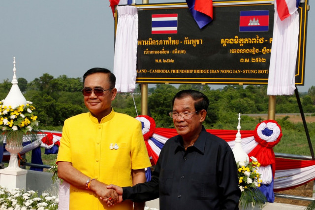 Cambodia and Thailand Celebrate the 70 Years of Diplomatic Relations