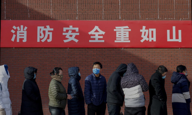 Beijing vaccinates thousands in Covid-19 jab drive