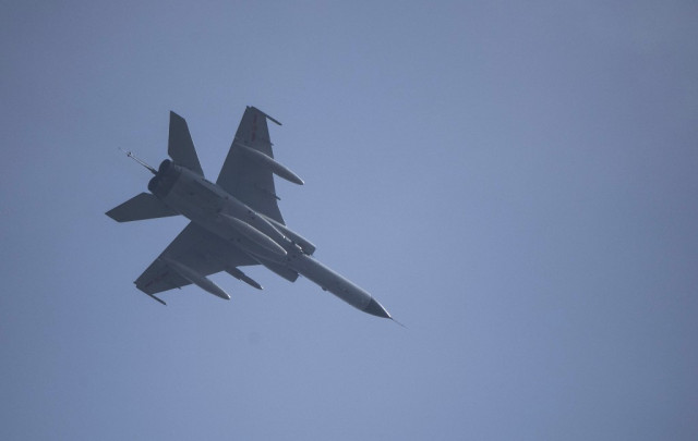 Taiwan says Chinese jets made record 380 incursions in 2020