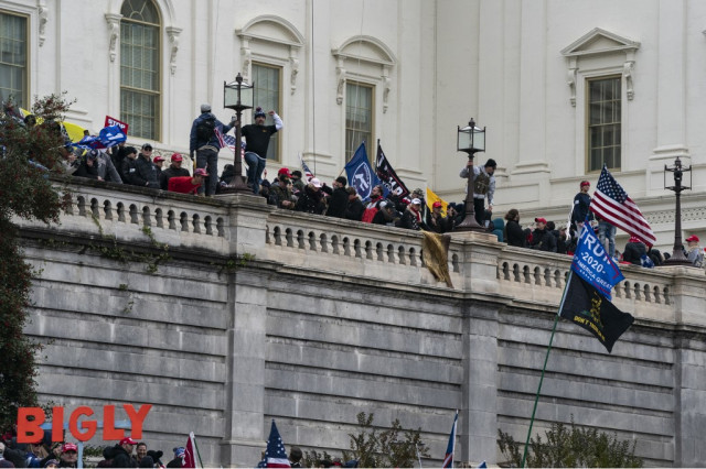 World leaders condemn 'assault on democracy' at US Capitol