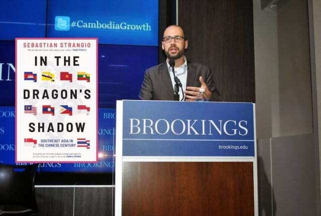 Sebastian Strangio on Cambodia's Relations with China and the US