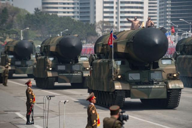 North Korea's Kim pledges to strengthen nuclear arsenal