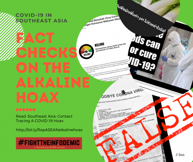 Southeast Asia: Contact Tracing A COVID-19 Hoax