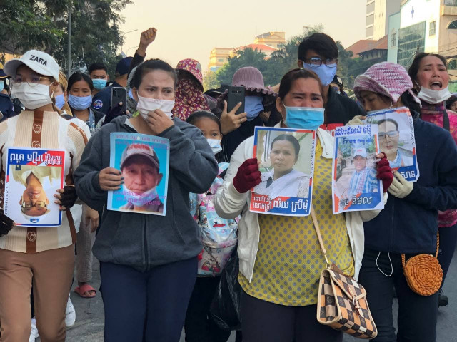 The Trial of Union Leader Rong Chhun to Continue in February