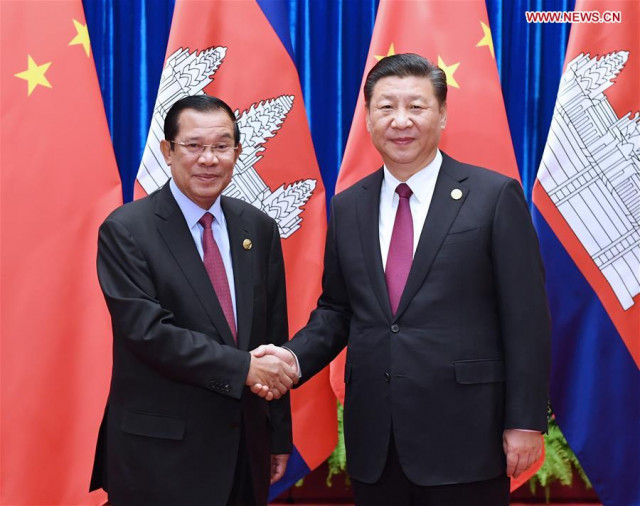 Prime Minister Hun Sen Accepts One Million Doses of China's Sinopharm Vaccine