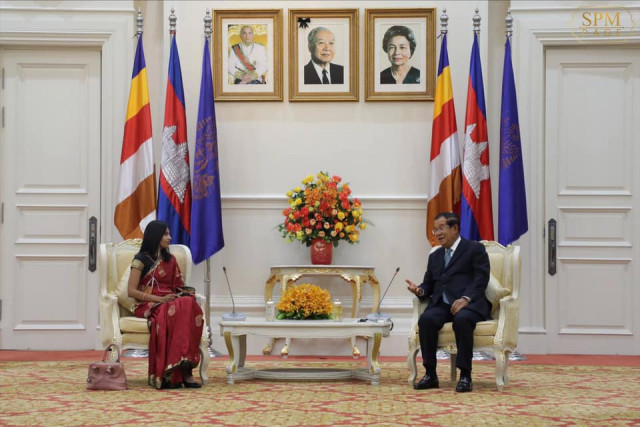 Cambodia Requests COVID-19 Vaccines from India