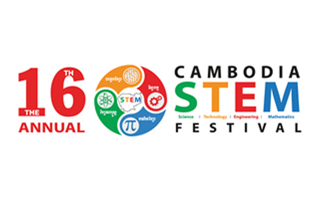Only ONE week left until Cambodia's 16th Annual STEM Festival goes VIRTUAL