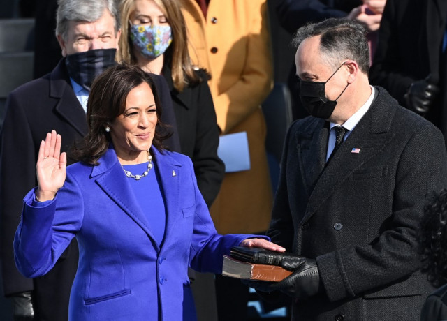 Kamala Harris's Indian family count on her becoming president