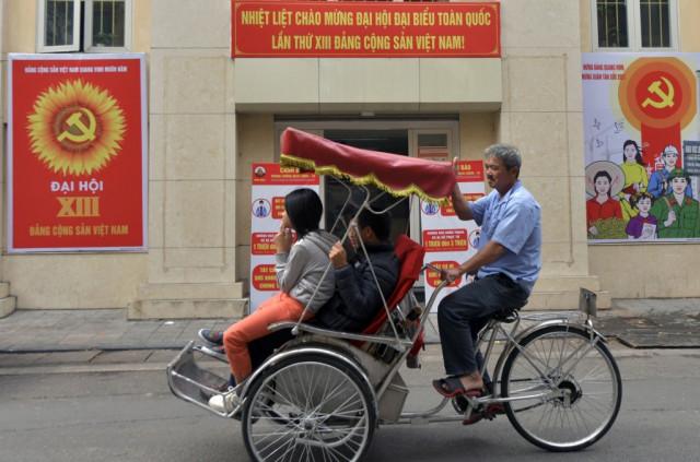 Secretive Vietnam congress begins under cloud of 'repression'