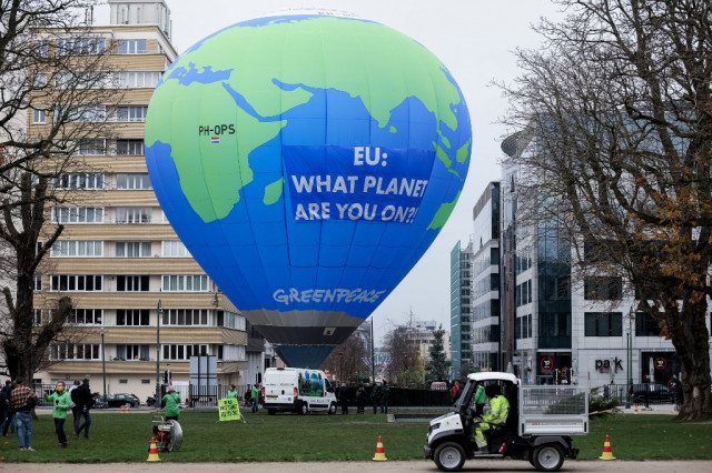 Two-thirds of world see 'climate emergency': UN survey