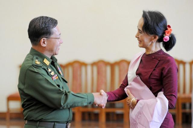 Myanmar's army detains Suu Kyi in apparent coup: spokesman