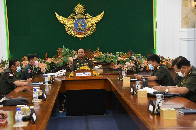 Ad Hoc Commission Formed to Probe Irregularity in Military Promotion