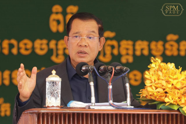 Prime Minister Hun Sen Will Not Be Inoculated with China's Sinopharm