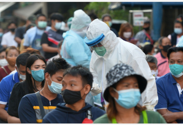 Thailand confirms 490 new COVID-19 cases