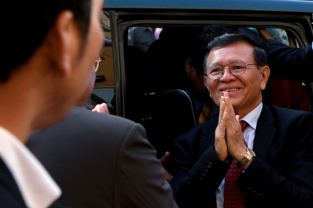 Politicians Warned against Using Kem Sokha's Name to Promote Parties