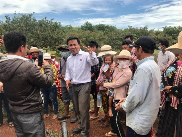Khmer Win Party's Soung Sophorn Is Sentenced to Jail due to Comments on Cambodia-Vietnam Border